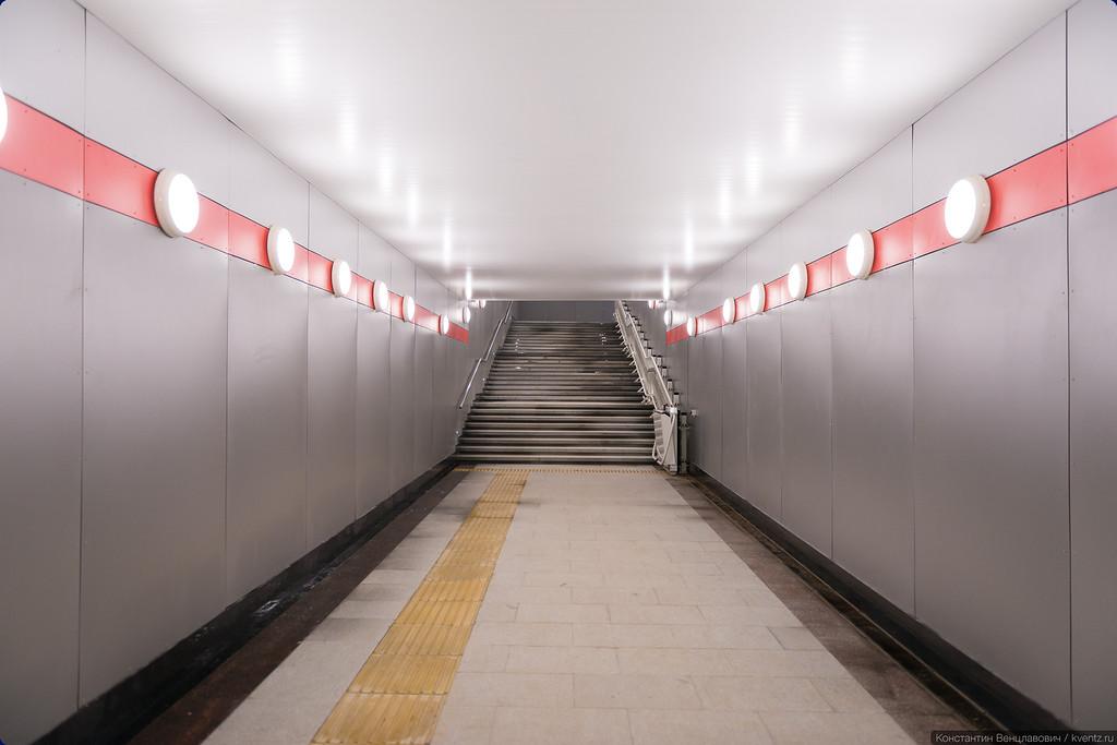 Проход к лестнице