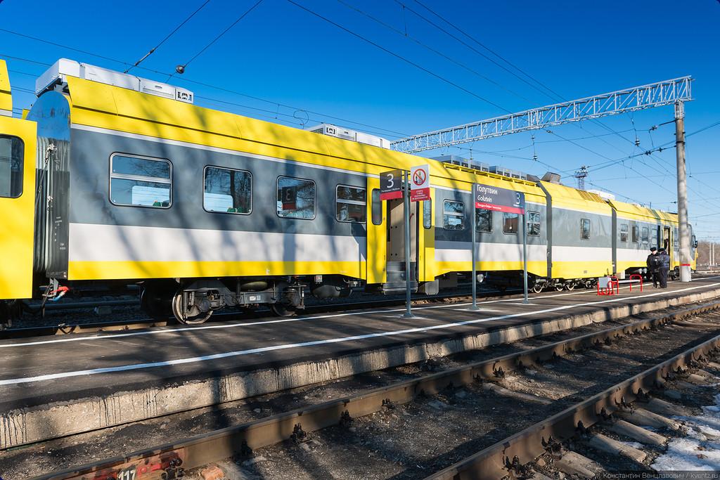 Главное отличие нового поезда от предшественников —расположение силовой установки в отдельном модуле