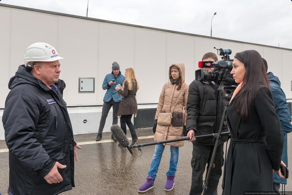 Рассказывает начальник управления дорожно-мостового строительства АО «Объединение ИНГЕОКОМ» Евгений Львович Поляков