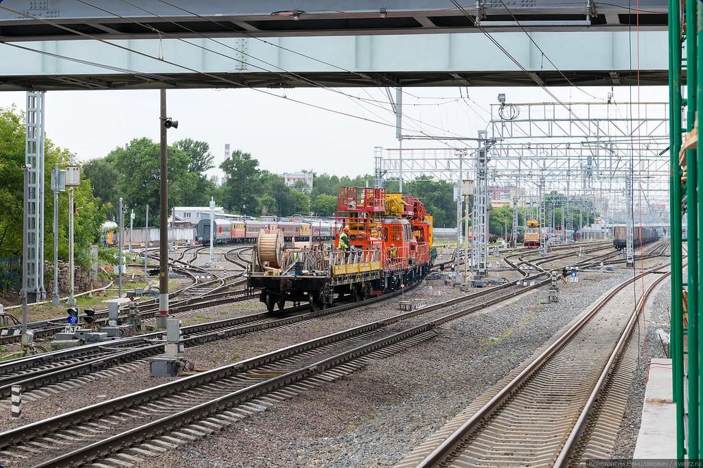 Станция «Угрешская» живёт своей жизнью